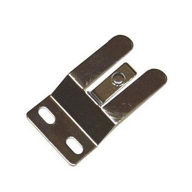 Крепление тангенты CDM-01 / металл, хром