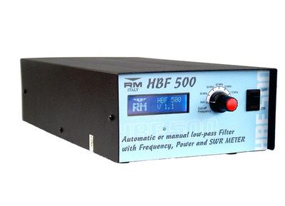 HBF500, низкочастотный полосовой фильтр