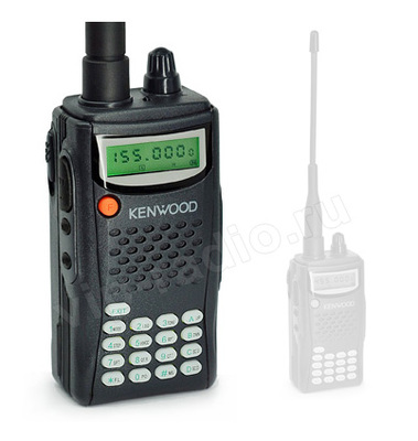 Kenwood TH-K2AT Turbo
