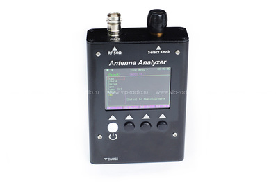 Surecom SA-160, антенный анализатор
